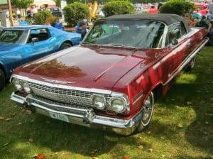 Chevrolet Impala 63 13 bb