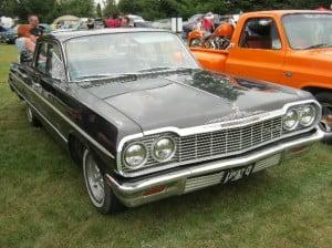 Chevrolet Impala 64 12 bb