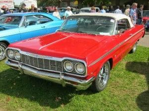 Chevrolet Impala 64 16 bb