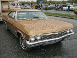 Chevrolet Impala 65 14 bb