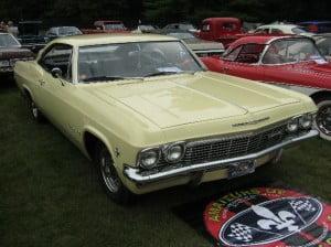 Chevrolet Impala 65 7 bb