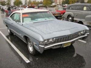 Chevrolet Impala 68 9 bb