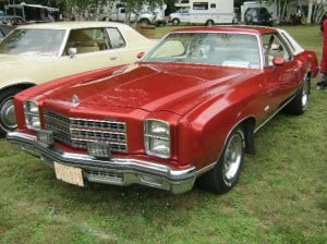 Chevrolet Monte Carlo 76 2 bb