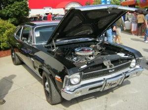 Chevrolet Nova 70 9 bb