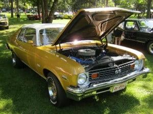 Chevrolet Nova 73 bb