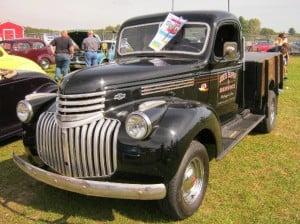 Chevrolet Truck 46 4 bb