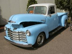 Chevrolet Truck 51 9 bb