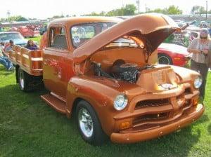 Chevrolet Truck 54 16 bb