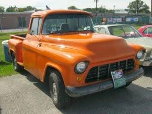 Chevrolet Truck 55 13 bb