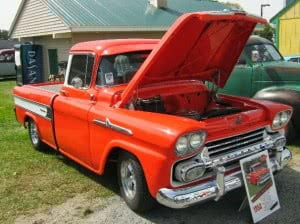 Chevrolet Truck 58 3 bb Cameo
