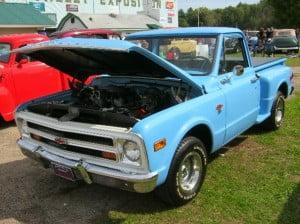 Chevrolet Truck 68 5 bb