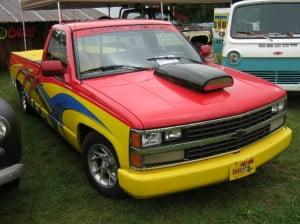 Chevrolet Truck 88 2 bb
