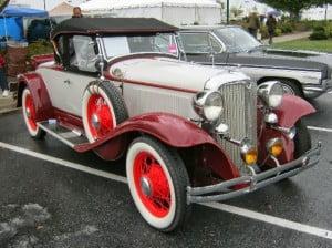 Chrysler 31 8 bb