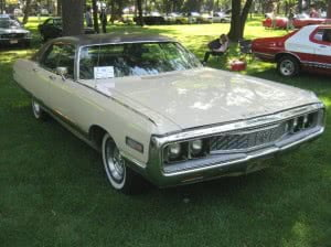 Chrysler New Yorker 71 1 bb