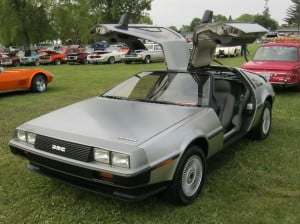 DeLorean DMC-12 83 2 bb