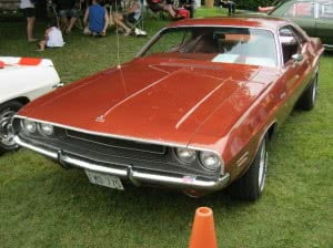 Dodge Challenger 70 19 bb