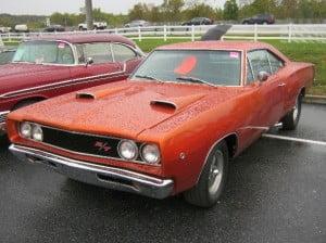 Dodge Coronet 68 7 bb