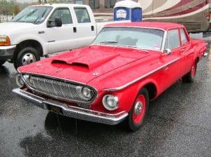 Dodge Dart 62 3 bb