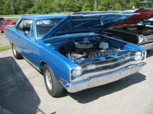 Dodge Dart 69 14 bb