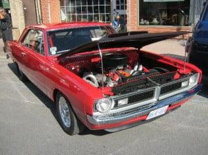 Dodge Dart 70 8 bb