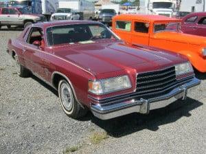 Dodge Magnum 79 3 bb