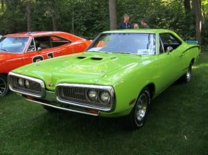 Dodge Super Bee 70 4 bb
