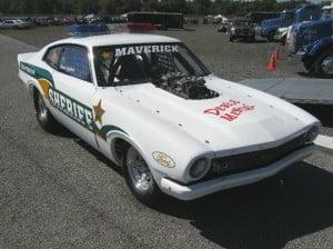 Drag Ford Maverick 71 1 bb