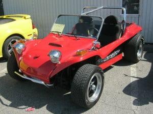 Dune Buggy Volkswagen 68 7 bb