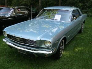 Ford Mustang 66 24 bb