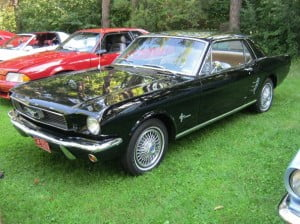 Ford Mustang 66 25 bb