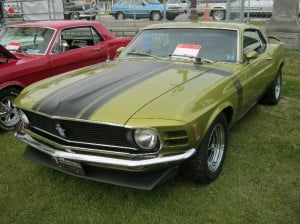 Ford Mustang 70 15 bb