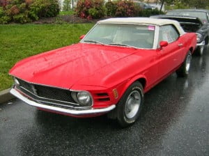 Ford Mustang 70 19 bb