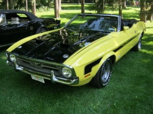 Ford Mustang 71 5 bb