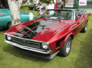 Ford Mustang 72 6 bb