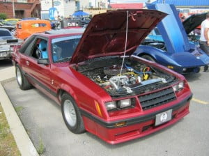Ford Mustang 80 5 bb