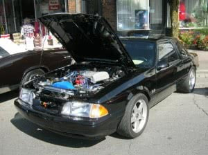Ford Mustang 92 5 bb