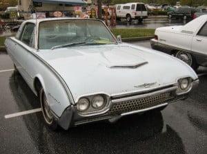Ford Thunderbird 62 7 bb