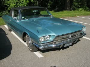Ford Thunderbird 66 10 bb