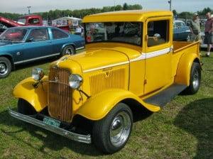 Ford Truck 32 6 bb