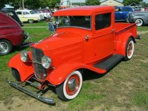 Ford Truck 36 4 bb