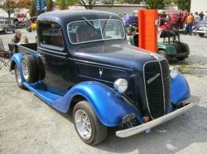Ford Truck 37 5 bb