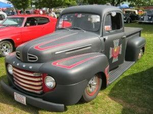 Ford Truck 48 20 bb