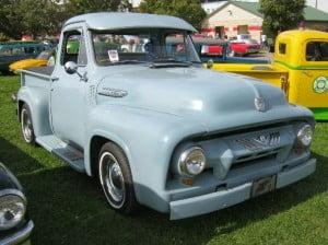 Ford Truck 54 7 bb