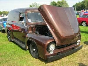 Ford Truck 54 8 bb