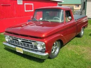 Ford Truck 66 7 bb