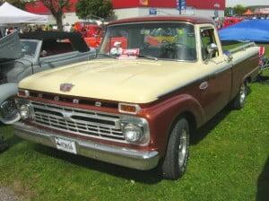 Ford Truck 66 8 bb
