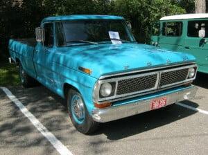 Ford Truck 72 4 bb