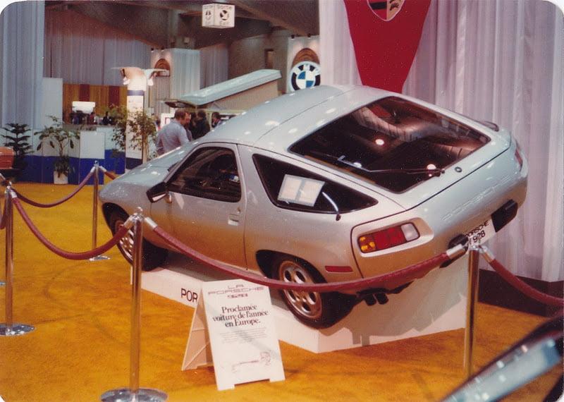Le salon international de l 39 auto de montr al a vu le jour - Salon de l auto de montreal ...
