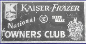 KaiserFrazerOwnersClub
