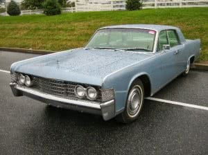 Lincoln 65 2 bb
